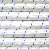 bungee cord - white