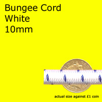 white bungee cord